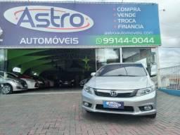honda-civic lxl 2013 automático