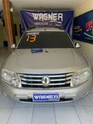 Título do anúncio: Renault Duster Dynamique 1.6 2013 Com Gnv