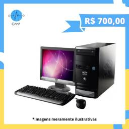 Computador Completo Dual Core E5300