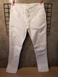 Calça Jeans Calvin Klein Branca