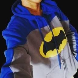 Blusão Moletom Batman Novo Original