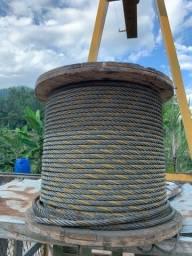 Mp aços venda de cabos de aços novos e semi novos