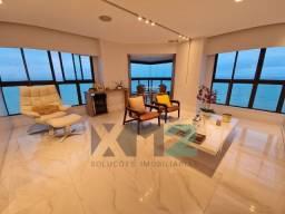 Apartamento Edf. Praça do Mar,  Av Boa Viagem. (Ref.: 8514L)