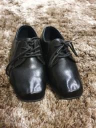 Sapato social no 27 NOVISSIMO