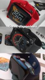 Hw22 Smartwatch Relógio Inteligente Botão Giratório Tela infinita Hw22 Hw12 hw16 iwo