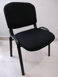 Cadeira Secretária Fixa - Novo
