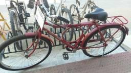 Bicicleta Monark Barra Circular 1977