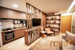Apartamento à venda com 2 dormitórios em Setor universitário, Goiânia cod:NOV236108