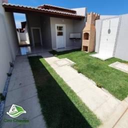 Casa com 2 dormitórios à venda, 81 m² por R$ 140.000,00 - Jabuti - Itaitinga/CE