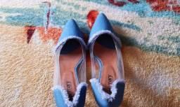 Sapato nunca usado n39