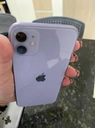 Título do anúncio: iPhone 11 64g lilás