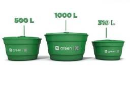 Caixas d' água Green + tampa