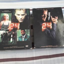 dvd da serie 24horas