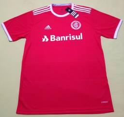 Camisa I Vermelha Internacional Masculina G