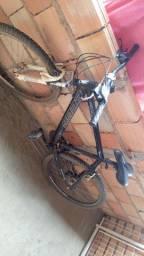 Vendo bike aro 26 ou troco por 29