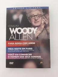 BOX Woody Allen - 3 DVDS + Vicky, Cristina, Barcelona ?