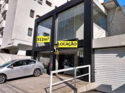 Título do anúncio: Sobrado para alugar, 312 m² por R$ 15.000,00/mês - Gonzaga - Santos/SP