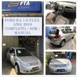 Título do anúncio: FORD KA 1.0 FLEX COMPLETO 2010