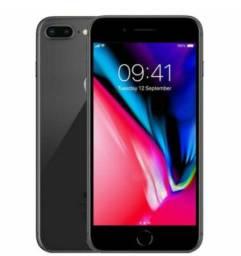 Iphone 8 Plus - 256gb - Preto- Grade A++ - Com plastico