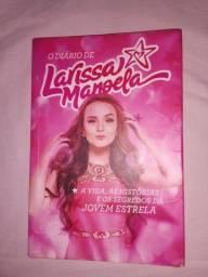 Livro da Larissa Manoela