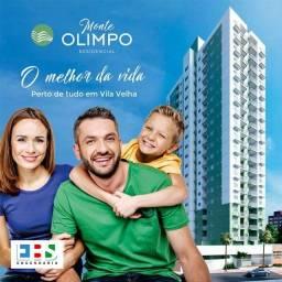 Título do anúncio: Ed Monte Olimpo-Canal Imóveis-2 Qts-Entrega em Julho de 2022-Lazer -Só 209 Mil
