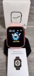 Olhem meninas esse Rosa! Smartwatch Iwo Max 2.0 preço acessível!