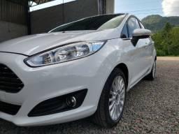 New Fiesta Titanium 1.6 Automático