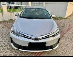 Toyota Corolla GLI 1.8 Pagamento via boletos bancários/Facilidade em aquisição