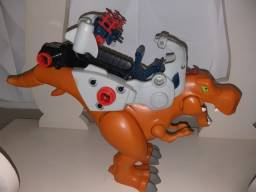 Dinossauro Imaginext Dinotech - Deluxe T-rex - Fisher-price
