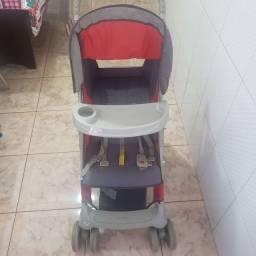 Carrinho de bebê Pouco uso