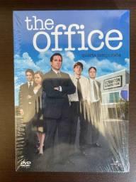 Título do anúncio: DVD The Office quarta temporada completa