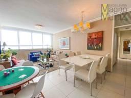 Edifício Modesto - Apartamento maravilhoso com 3 quartos à venda, 126 m² por R$ 245.000 -