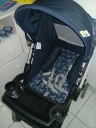 Carrinho , bebê conforto, cadeirinha, kit higiene.