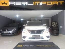 Nissan Versa 2018 R$39,900