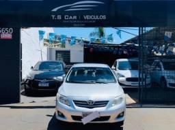 """Corolla Xei 2009 - Automático - Placa """"A"""" - Couro - Leia Texto"""