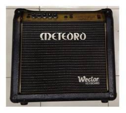Amplificador Meteoro para Teclado Wector 50 Usado!