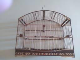 Título do anúncio: Gaiola para pássaros