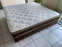 Título do anúncio: Linda cama KING SIZE - entregamos hoje