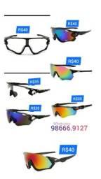 Óculos esportivo / ciclismo