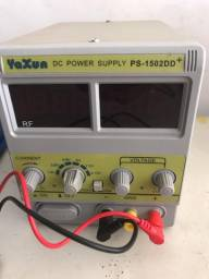 Fonte de Alimentação yaxun dc power supply ps-1502dd