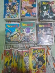 DVD Coleção Dragon Ball todas as Sagas.