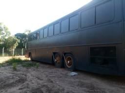 Ônibus pronto para banda