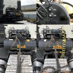 Vende-se KIT Comando Hidraulico HYVA redondo
