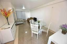 Ed. Scala Residenza - Apartamento de um quarto na Beira Mar | 4º andar