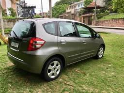 Honda Fit automático 1.4 flex Completo ano 2012 quitado revisado unico dono - 2012
