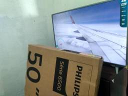 "Tv Philips 50"" ultra HD 4k"