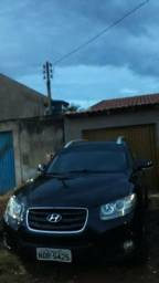 Vendo ou troco Hyundai santa fe 2011 4x4 - 2011
