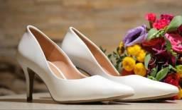 Sapato branco tamanho 35