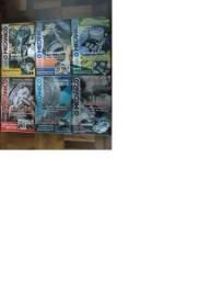Lote de 6 Revistas O Mecânico