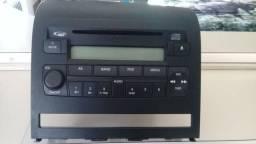 Radio para carro siena